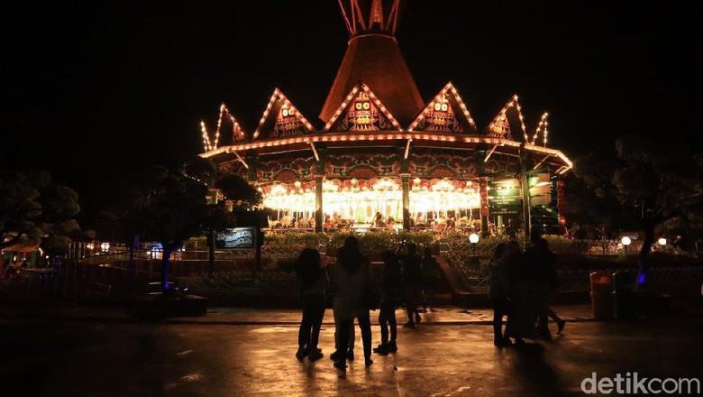 Dufan @Night (Johanes Randy/detikcom)