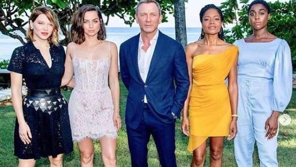 Hot New Bond Girl! Terpikat Pesona Ana De Armas