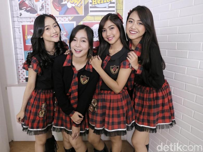 JKT48 Akustik Foto: Asep Syaifullah/detikHOT