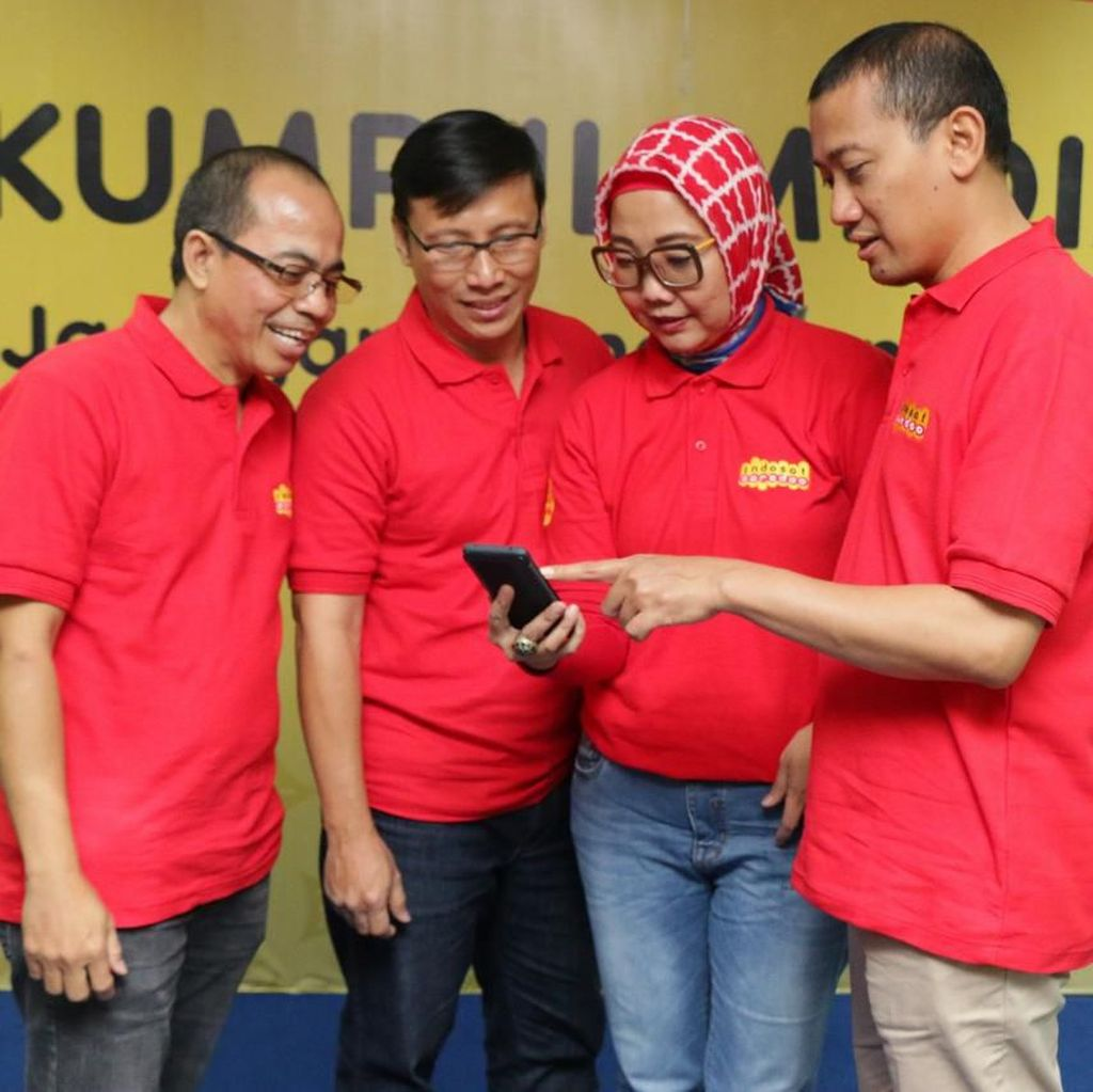 Indosat Pastikan Jaringan Anti-Lemot Saat Ramadan & Lebaran