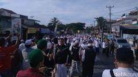 Jelang Ramadan, Ribuan Peziarah Putihkan Palembang