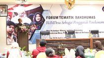 Hingga 2018, 61 Persen Desa di Indonesia Sudah Punya BUMDes