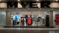 Salah satu departemen store di Perth (Masaul/detikcom)