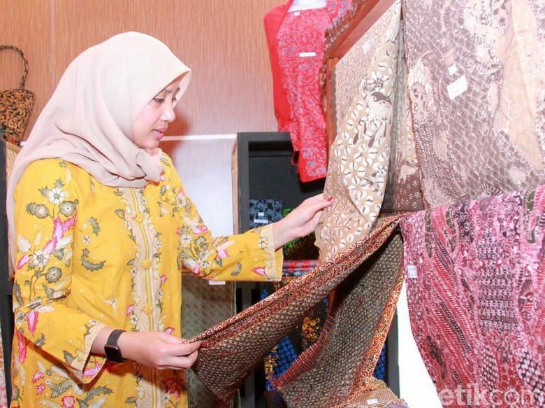 Serunya Belanja Kain Khas Bumi Blambangan di Galeri Batik Banyuwangi