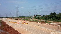 Proyek Terowongan Tol Desari Ambruk, 5 Pekerja Terluka