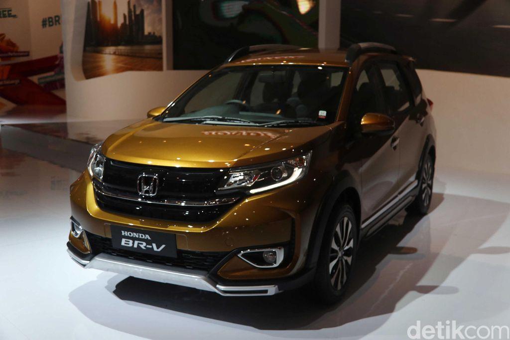 PT Honda Prospect Motor turut meluncurkan produk anyar di IIMS 2019. Mobil ini merupakan wujud penyegaran di segmen mobil Low SUV, Honda BR-V.