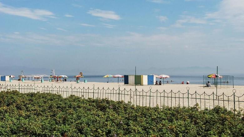 Foto: Pantai Wonsan (iStock)