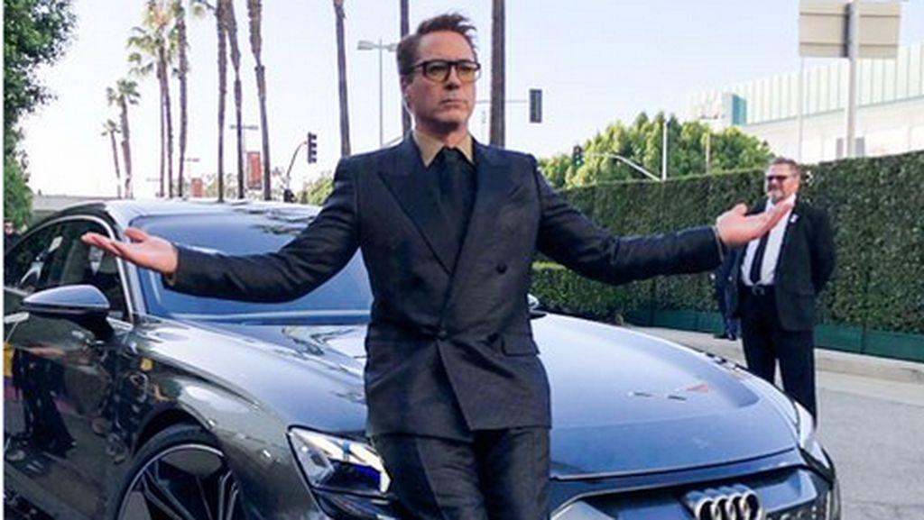 Mobil Keren Iron Man di Avengers: Endgame, Mobil Apa Ya?