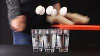 10 Percobaan Menggunakan Telur yang Bikin Berdecak Kagum