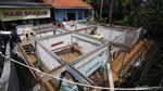 Banjir Menggenang Kelurahan Balekambang Jaktim