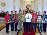 Video: Jokowi dan Presiden Serikat Buruh Sepakat May Day Damai