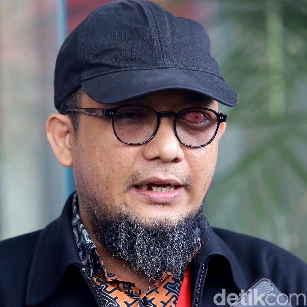 Soal Kasus Novel, Eks Ketua KPK: Jokowi Lepas Tanggung Jawab