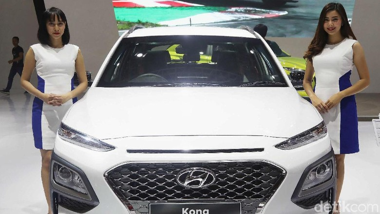 Hyundai Kona Foto: Pradita Utama