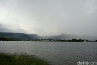 Lanskap danau toba yang cantik (Shinta Angriyana/detikcom)