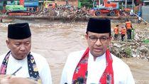 Anies soal Solusi Cegah Banjir: Mau Tidak Mau Harus Buat Waduk