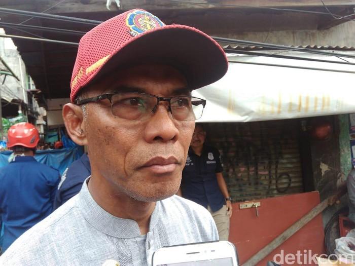 Kepala BPBD DKI Subejo
