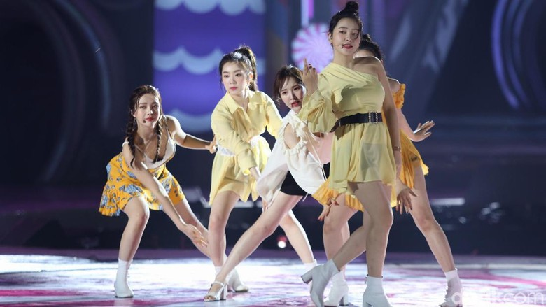 Red Velvet Mengaku Ketagihan Ingin Kembali ke Indonesia