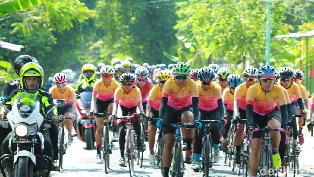 Balap Sepeda Dicoret dari PON Papua, PB ISSI: Tunggu Surat Resmi