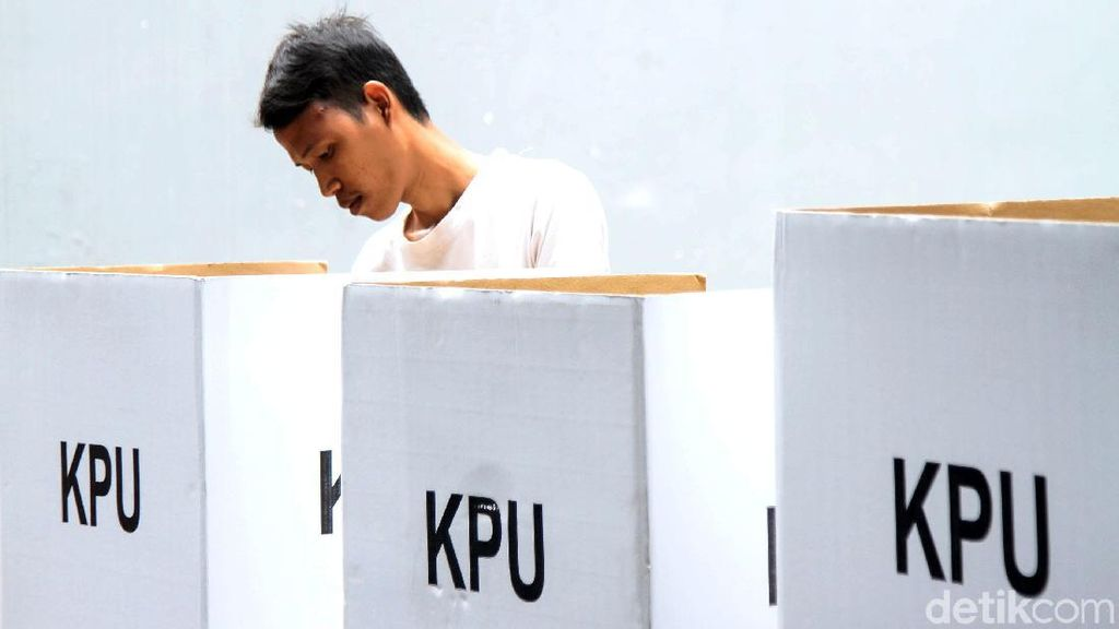 5 Komisioner Jadi Tersangka Pidana Pemilu, KPU Palembang Merasa Janggal