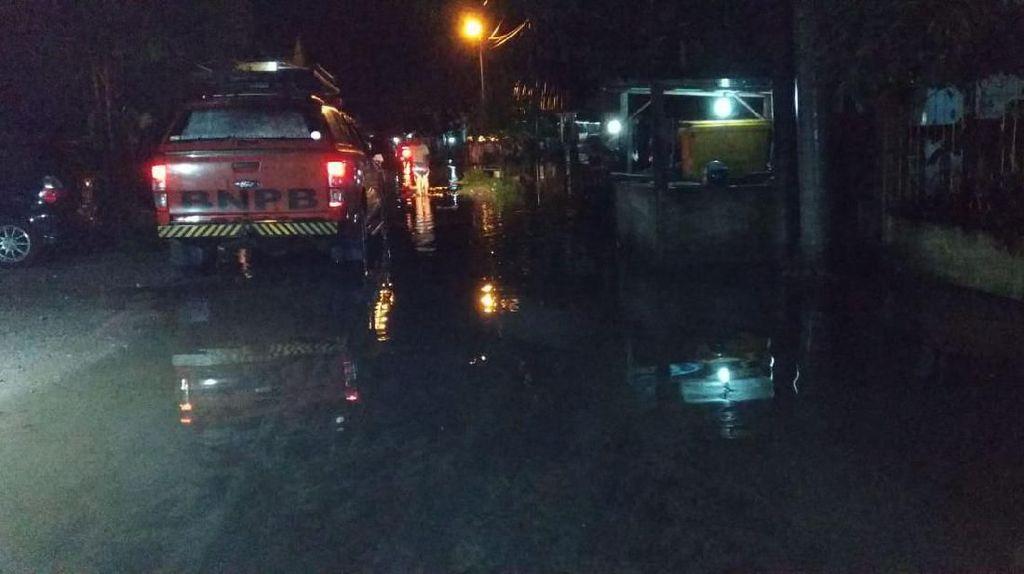 2 Kelurahan di Tanjungpandang Belitung Kebanjiran