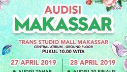 Hari Ini, Siap-Siap Audisi Sunsilk Hijab Hunt 2019 di Makassar!