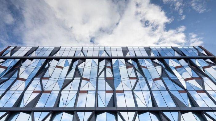 Perusahaan arsitektur yang berbasis di New York ODA dan Triangle Assets mengubah wajah eks pabrik gula. Foto: Dok. Inhabitat/Lucy Wang