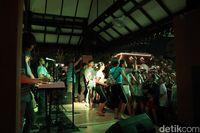Live Music & Gelaran Dangdut Tutup Dufan @Night