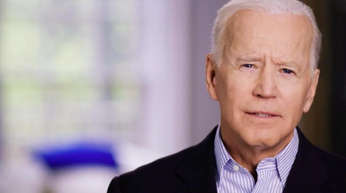 Joe Biden (BIDEN CAMPAIGN HANDOUT via REUTERS)