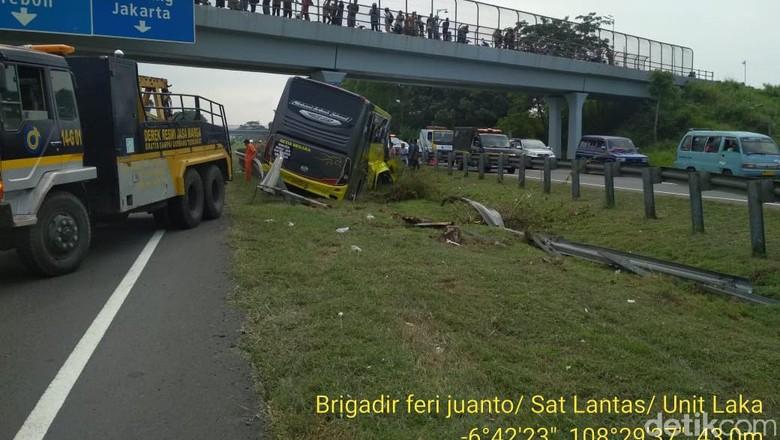 Jasa Marga Sebut Tol Palikanci KM 203 Arah Jateng Rawan Kecelakaan
