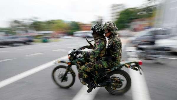Sri Lanka Waspadai Serangan Militan Berseragam Militer