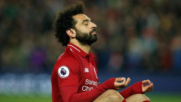 Mohamed Salah harus tampil lebih baik di leg kedua.