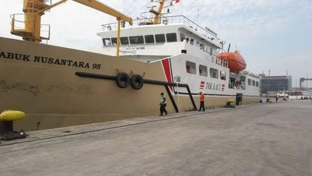 Antisipasi Mudik Lebaran Jalur Laut, Kemenhub Siapkan Kapal Perintis