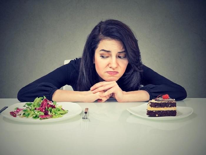 Ilustrasi diet Foto: iStock