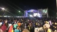 Kemeriahan di Alun-alun Klaten: Pasar Malam Hingga Nella Kharisma