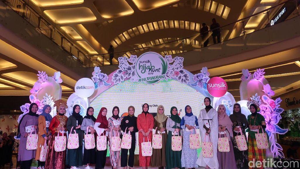 20 Hijabers Makassar Lolos ke Audisi Sunsilk Hijab Hunt 2019 Tahap 2