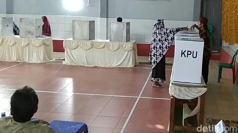 Coblosan Ulang, Suara Prabowo Bertambah di 2 TPS Brebes Ini