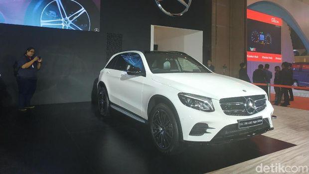 Mercedes-Benz GLC AMG Night Edition