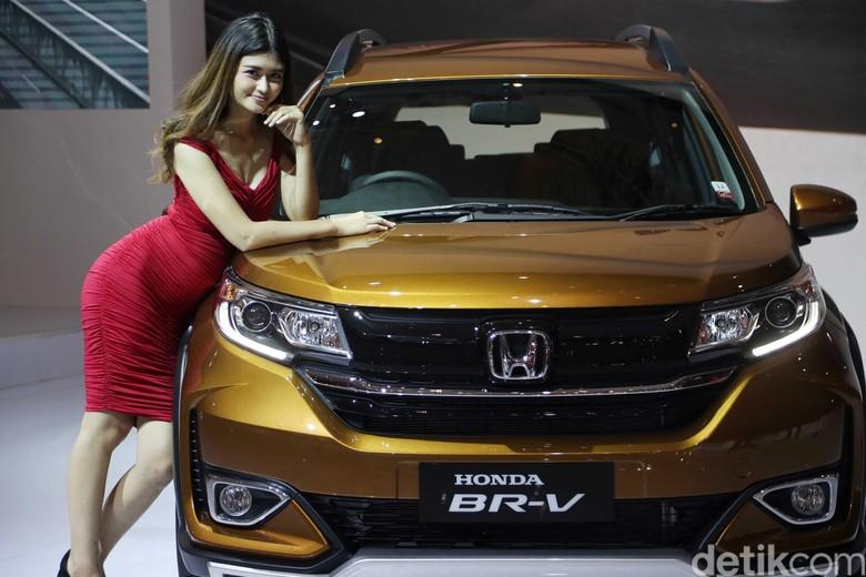 Honda BR-V Foto: Pradita Utama