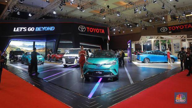 Menperin Sebut Toyota Siap Produksi SUV & MPV Listrik di 2022