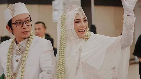 Lama Tak Ada Kabar, Inka Christie Menikah Hari Ini