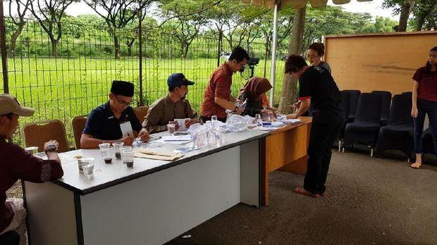 63 TPS Coblos Ulang di Kota Tangerang, KPU Sediakan Suplemen untuk KPPS