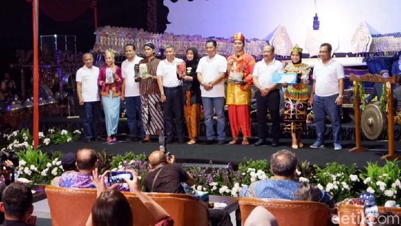 Lewat Wayang Kulit di HUT ke-52, Bulog Dukung Pelestarian Budaya