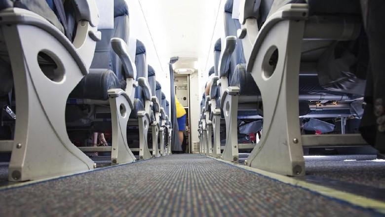 Traveler Pilih Kursi Pesawat di Lorong atau Jendela? (Foto ilustrasi: iStock)