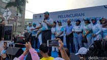 Luhut Launching Gerakan Indonesia Bersih, Bicara Pencemaran Laut