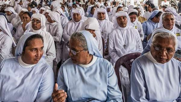 Usai Serangan Bom, Gereja Katolik di Sri Lanka Batalkan Semua Misa Minggu