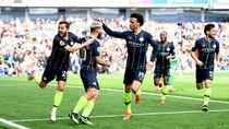 Burnley vs Man City: Aguero Kembalikan The Citizens ke Puncak Klasemen