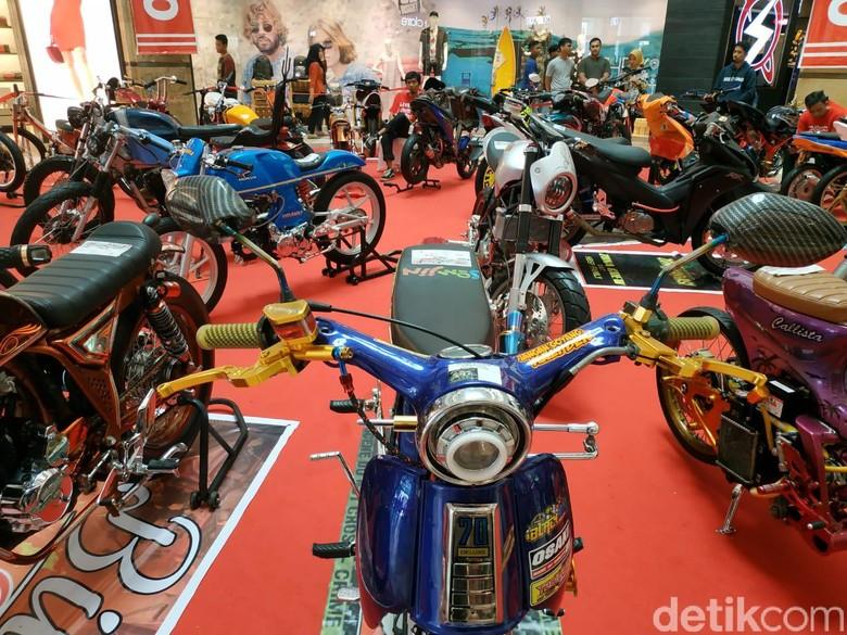 Honda Modification Contest Pekanbaru. Foto: Ridwan Arifin