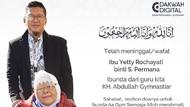 Ibunda Aa Gym Meninggal, Marini Zumarnis hingga Ahok Turut Berduka