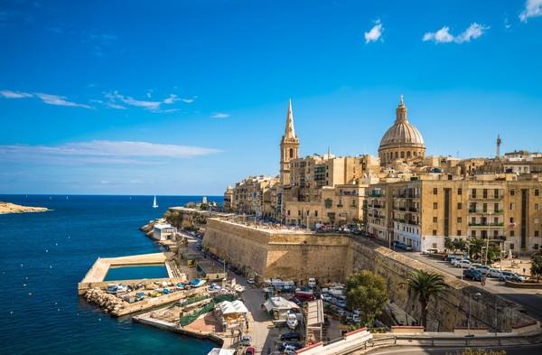 Kemudian ada Malta yang luasnya 316 km persegi. Namun jumlah penduduknya terbilang cukup padat dengan 493 ribu orang (iStock)
