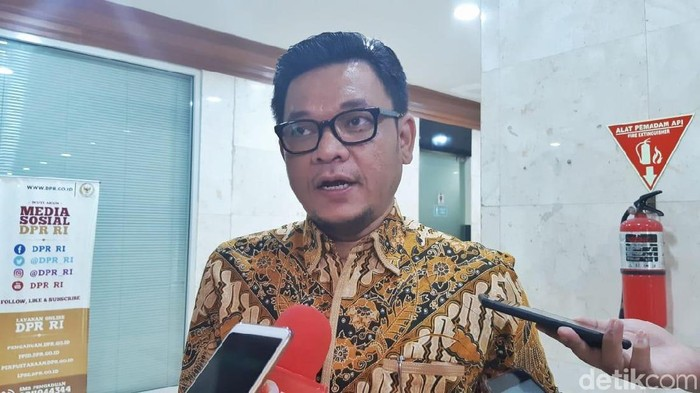 Ketua DPP Golkar Ace Hasan (Tsarina/detikcom)